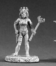 Reaper miniatures barbarian princesse leslie dark heaven legends 02070