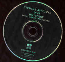 Captain Everything! Divit Belvedere Live Music Concert Camden Underworld NO CASE