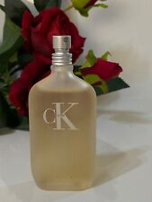 Calvin Klein ONE edt spray unisex perfume 50 ml