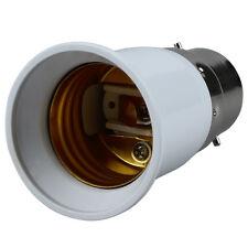 Adaptateur Lumiere Ampoule E27 a B22 /GU10 a E27 blancA1M5