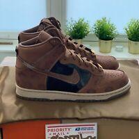 Nike Dunk High Premium Mighty Crown Bison 2006 NEW 314263-221 Travis DS | Size 9