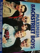 Maximum Backstreet Boys CD