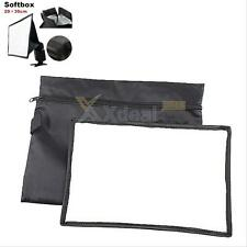 20*30cm Portable SpeedLight Flash Diffuser Soft Box For Canon Nikon Sony Minolta
