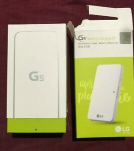 LG G5 H830T -32GB - 4G LTE Android Smartphone SILVER -GSM Unlocked Smartphone
