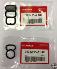 Genuine OEM Honda Accord 4cyl Spool Valve VTEC Solenoid Gasket Kit 1994-2002