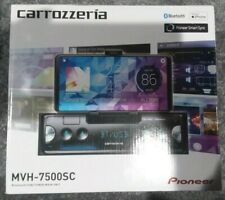 Carrozzeria (Pioneer) MVH-7500SC In-Dash Car Audio Player - phone connect model