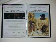 DVD  WESTERN  UNGESCHNITTEN   ABRECHNUNG IN GUN HILL   KLASSIKER. UNCUT