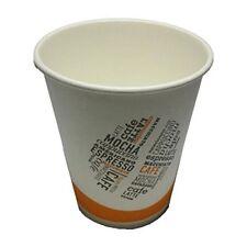Huhtamaki 31328 - vaso de Cartón color blanco