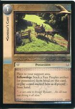 Lord Of The Rings CCG FotR Card 1.U73 Gandalfs Cart