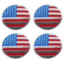 Sticker Aufkleber für Radnabenkappe Nabenkappe Nabendeckel - USA Amerika Flagge