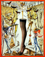 Salvador Dali Bryans 1 canvas print giclee 8X12 & 12X17 reproduction art poster