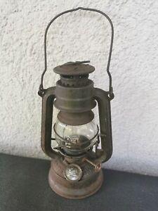 Alte Feuerhand No 175 Super Baby Petroleumlampe Sturmlaterne Wehrmacht 1939 - 42