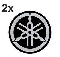 Logo gravé Diapason MT 09 07  XSR 900 700 XV SCR 950 Tracer - 2,5cm - ép.1mm
