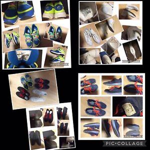 4 Paar Paket 42 Nike Air Converse Chucks Victory oxylane Sneaker Turn Schuhe