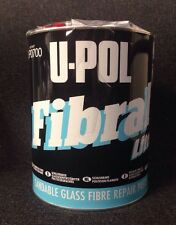 UPOL UP0700 FIBRAL LITE Lightweight Sandable FiberGlass Repair (Gallon) UPOL0700