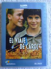 EL VIAJE DE CAROL Imanol Uribe - Caja fina