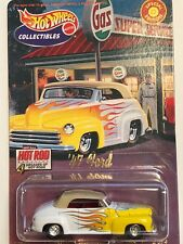 Hot Wheels 4 Decades of Hot Rods - Series 1 - '47 Ford =  #2/4 - LIMITED EDITION