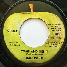 BADFINGER / COME AND GET IT / 1970 / APPLE 1815 / LOS ANGELES
