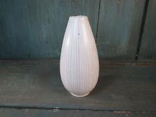 Globe, tulipe lustre abat jour lampe vintage art deco 50 ,60 french antique lamp