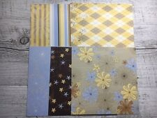 "Stampin' Up! 6x6 Designer Paper Pack ""Spring Showers"""
