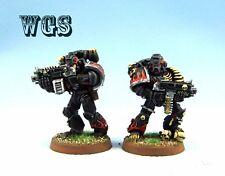 Warhammer 40K WGS painted Space Marine Damned Legionnaires SM033