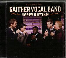 "GAITHER VOCAL BAND................""HAPPY RHYTHM""................GOSPEL CD"