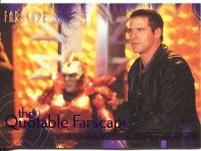 Farscape Season 4 The Quotable Farscape Chase Card Q64