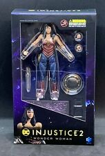Hiya Toys: Injustice 2 Wonder Woman 1/18 Scale Action Figure