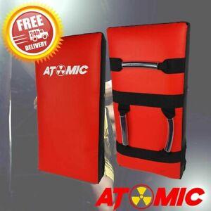 Atomic Boxing Medium Sized Straight Kick Shield Thai Pad