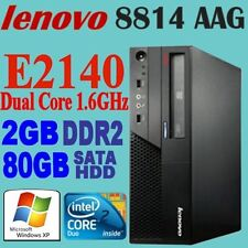 Small Form Factor (SFF) Windows XP 2GB PC Desktops