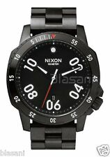 Nixon Original Ranger A506-001 All Black 44mm Watch