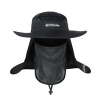 Brim Boonie Hat Quick Drying Outdoor Fishing Sun Cap Climbing Bucket Hat