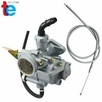 NEW Carburetor Carb + Throttle Cable For Honda CT70 CT70H 1969-1977 US