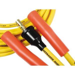 Accel Spark Plug Wire Set 4038; Super Stock 8mm Yellow Graphite Suppression Core