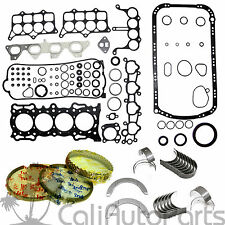 90-96 Honda Accord Prelude 2.2 SOHC F22A1 F22A4 F22A6 ENGINE REBUILD RE-RING KIT