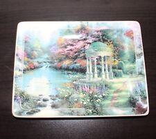Thomas Kinkade The Garden of Prayer Collectible Plate Bradford Exchange 1998