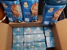 Gerber baby food lot 3 cereal, 11-2 pack