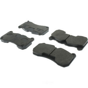 Disc Brake Pad Set-Shelby GT500 Front Centric 300.16660 fits 2013 Ford Mustang