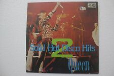 Queen Vs The Who on Malaysia Jacket Cover 70's LP RARE
