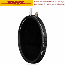 NiSi ND8-1500 ND filter 67mm 72mm 77mm 82mm Variable Multi Coating ND Filter