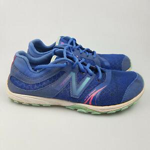 Men's NEW BALANCE 'Minimus' Sz 5 US Shoes Runners Blue GCon   3+ Extra 10% Off