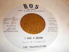The Trumpelettes 45 I Had A Dream BOS