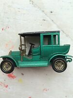 Lesney Matchbox Models Of Yesteryear Y-3 - 1910 BENZ LIMOUSINE - VG in VG Box