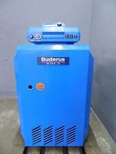 Buderus G124X Gas-Heiz-Kessel 20kW mit HS2102  Bj.1995 Niedertemperatur Heizung