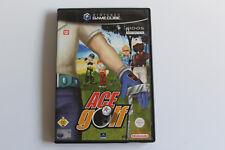 Nintendo GameCube Spiel ACE Golf