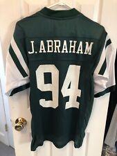 John Abraham New York Jets Reebok Jersey Size Small