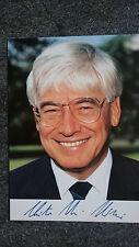 AK m. Druck AG Christian Schwarz-Schilling ex. Bundesminister MDB .