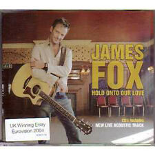 ★ MAXI CD EUROVISION 2004 UK : James FoxHold onto your love  CD1 2-track