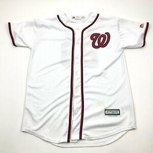 Majestic Jayson Werth Washington Nationals Baseball Jersey Youth Extra Large MLB