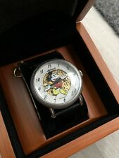 Ingersoll Disney Mickey Mouse Watch. Collectors Limited Edition Automatic Watch.
